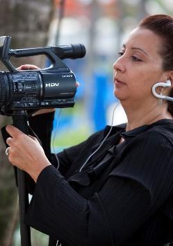 Mirna Vega-Videographer | Editor | Studio Manager